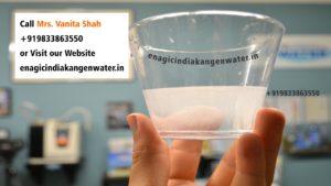 alkaline kangen water