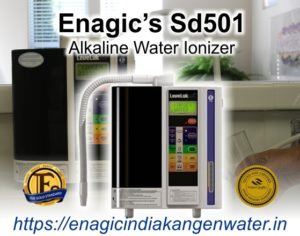 Enagic SD 501 Water Ionizer
