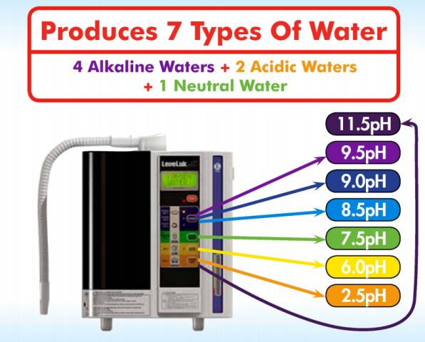 enagic water machine
