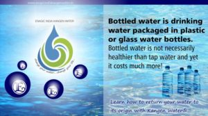 about bottled water