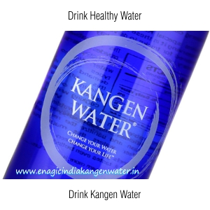 Drink Healthy Kangen Water
