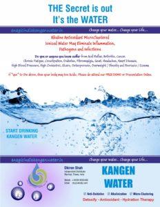 Kangen Machine Price India